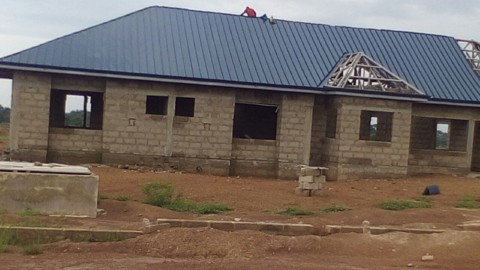 Current State of Northern Ghana Bishop's Manse
