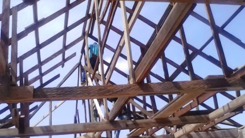 Northern Ghana Diocesan Bishop's Manse Under Construction