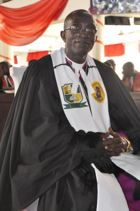 The Induction Service of The Rt. Rev. Thomas Amponsah-Donkor as Bishop of Tarkwa Diocese