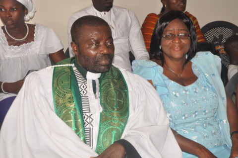 Very Rev. Emmanuel Boateh Asenso – Director of Communications and Publications, Methodist Church Ghana