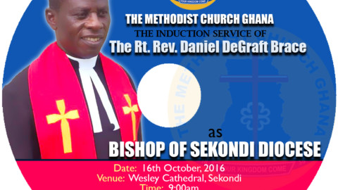 Induction Service of Bishop of Sekondi