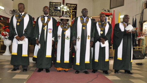 Diocesan Lay Chairmen Induction Part Two