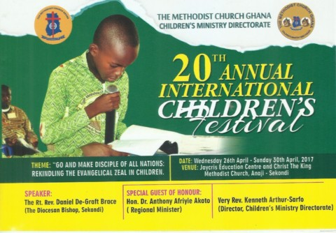 20th Annual International Children's Festival
