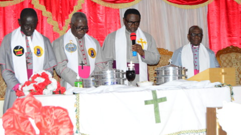 EXPANDED GPC – COMMUNION SERVICE